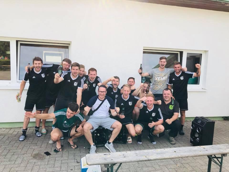 SC Friedrichsthal siegt sich eine Runde weiter