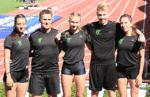 Die Truppe um den SCF, Bild: SCF Abt. Leichtathletik