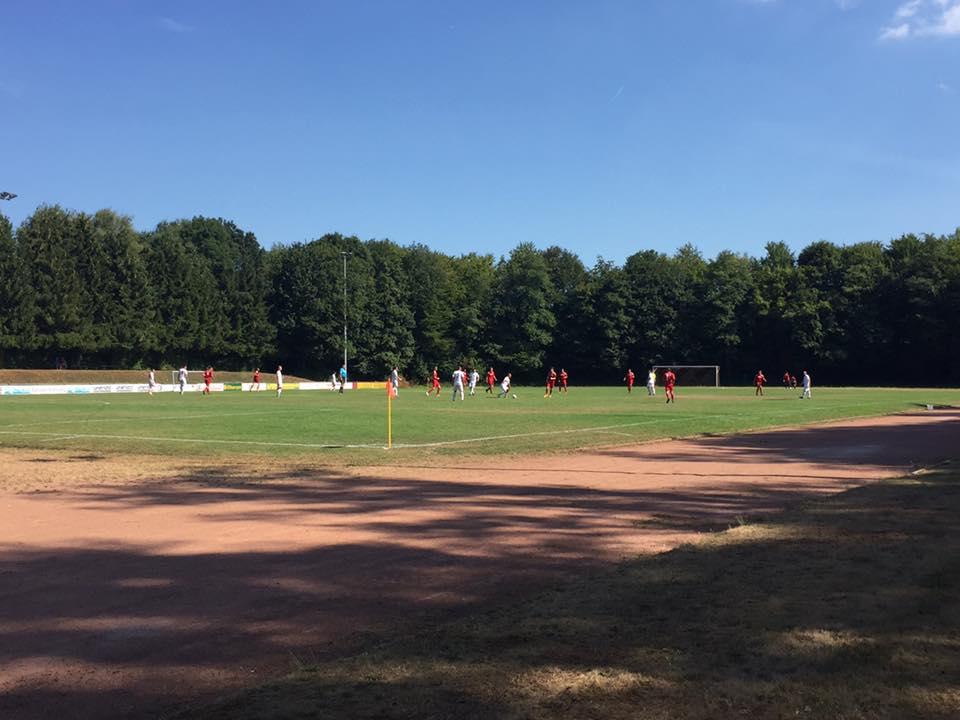 Hellas 05 Bildstock verliert Auftaktspiel in der Verbandsliga