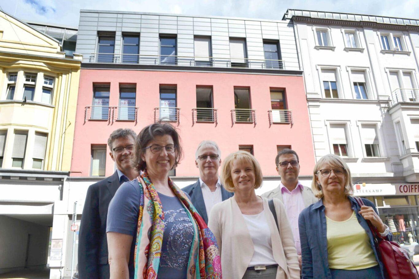 Die neue Wohngeldbehörde in Völklingen, Bild: Daniel Schappert / RV Saarbrücken