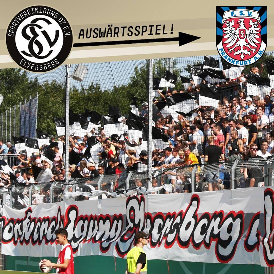 Vorbericht: SVE muss nach Frankfurt