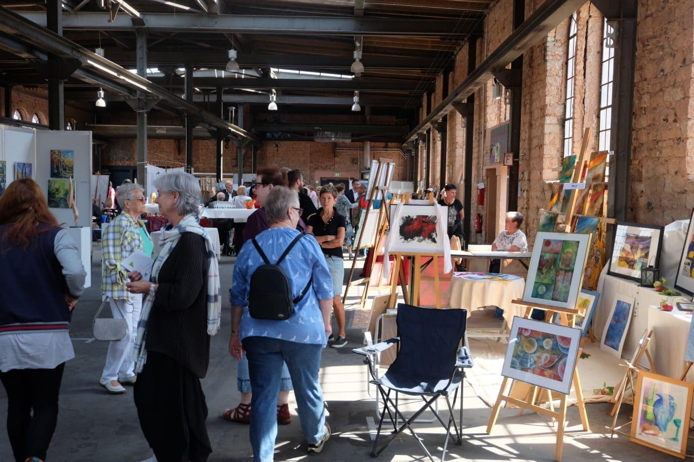 Nachbericht zur 4. Kunstwerkstatt in Landsweiler-Reden