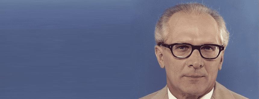 Erich Honecker (1976), Bild aus dem Bundesarchiv | Bild: Bundesarchiv