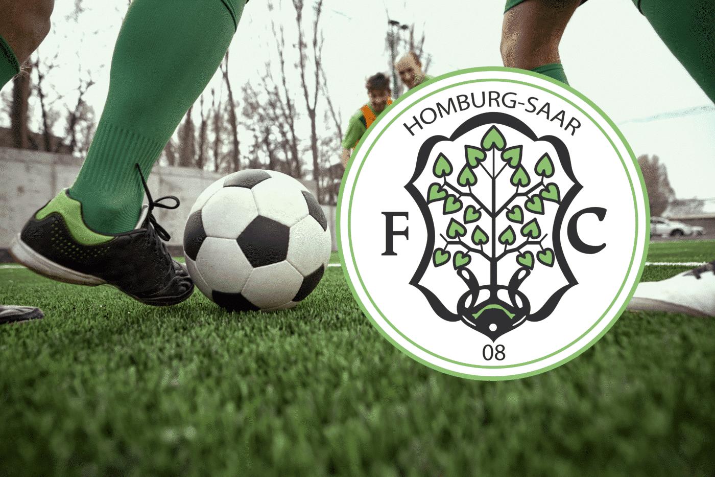 FC Homburg: Klarer Sieg gegen Walldorf
