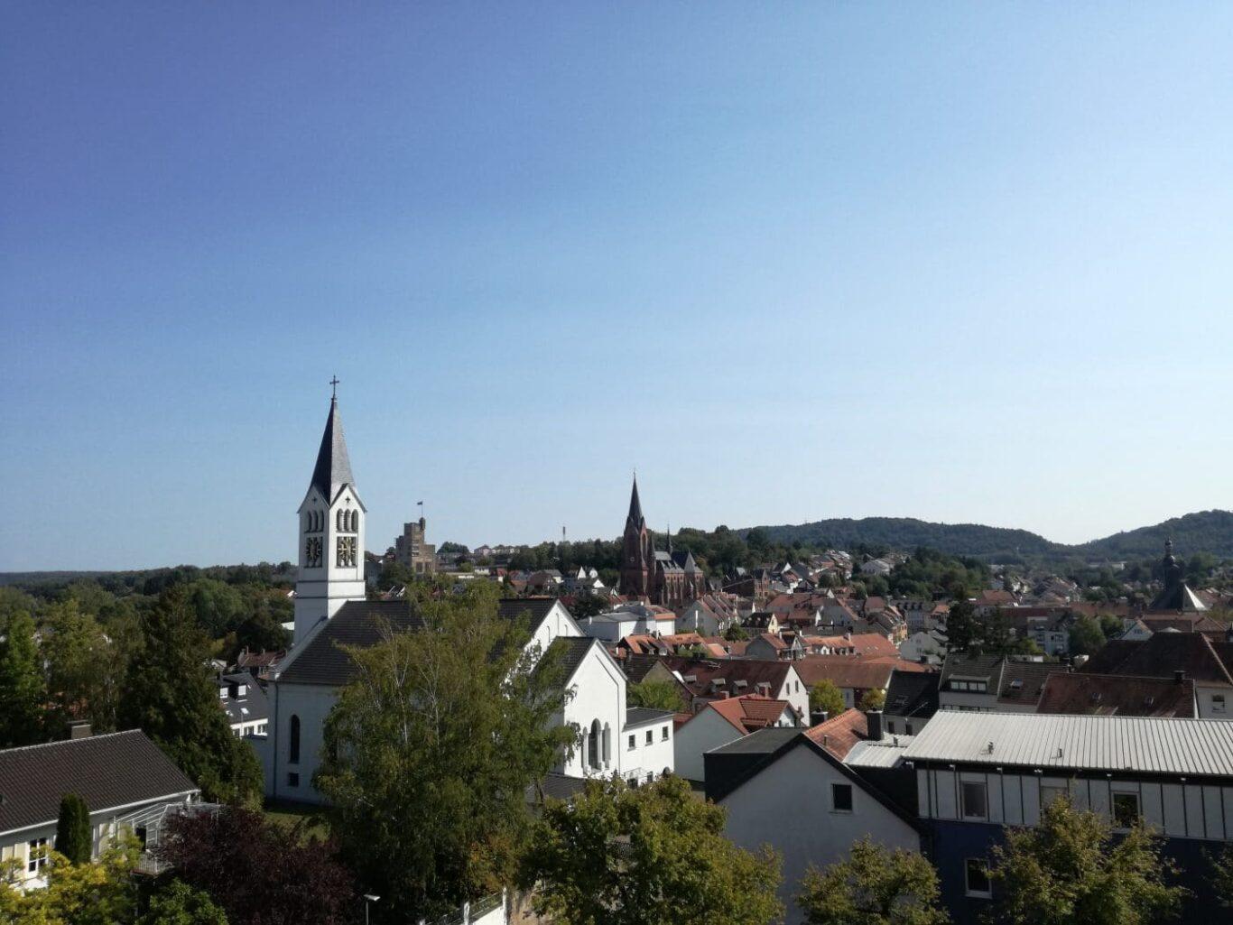 Blick auf St. Ingbert | Bild: M. Müller-Lang