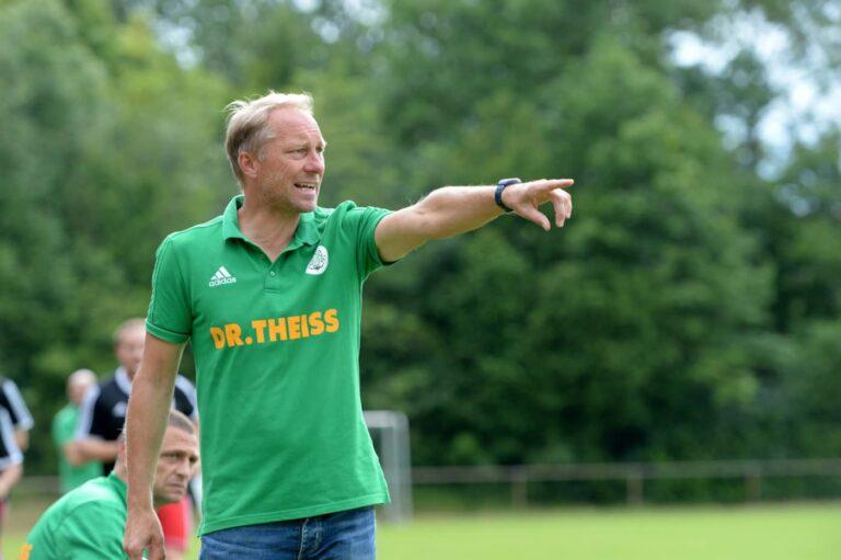 Jürgen Luginger beim FCH