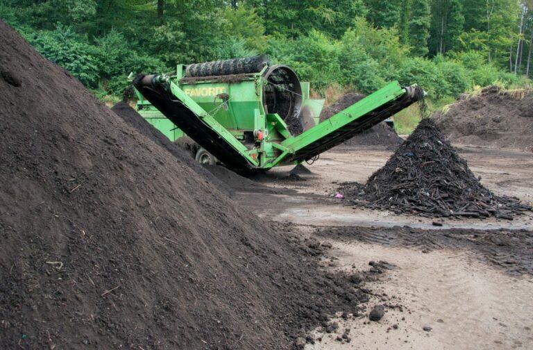 Kompostieranlage St. Ingbert | Bild: Haßdenteufel