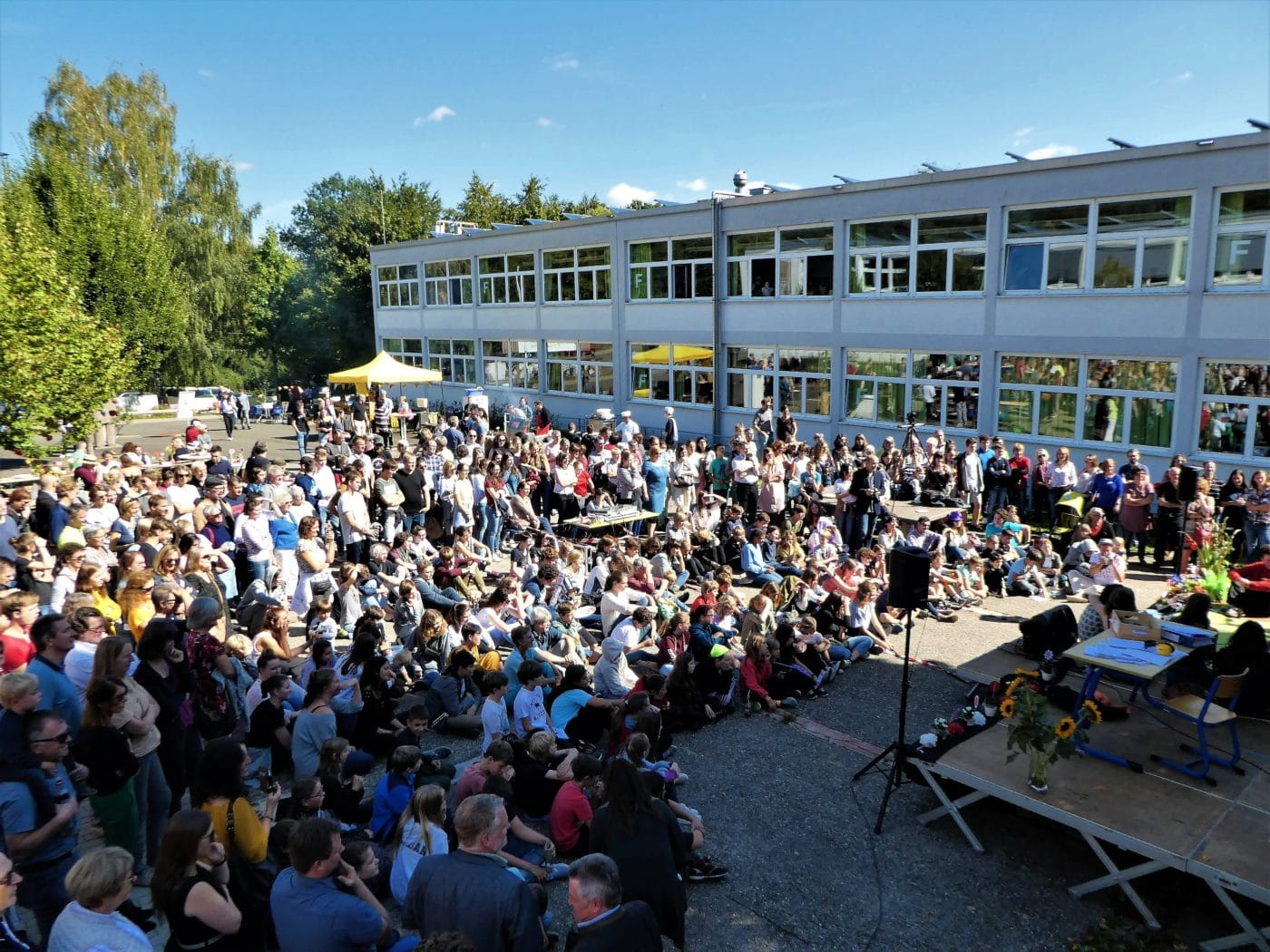 10 Jahre Montessorischule Friedrichsthal