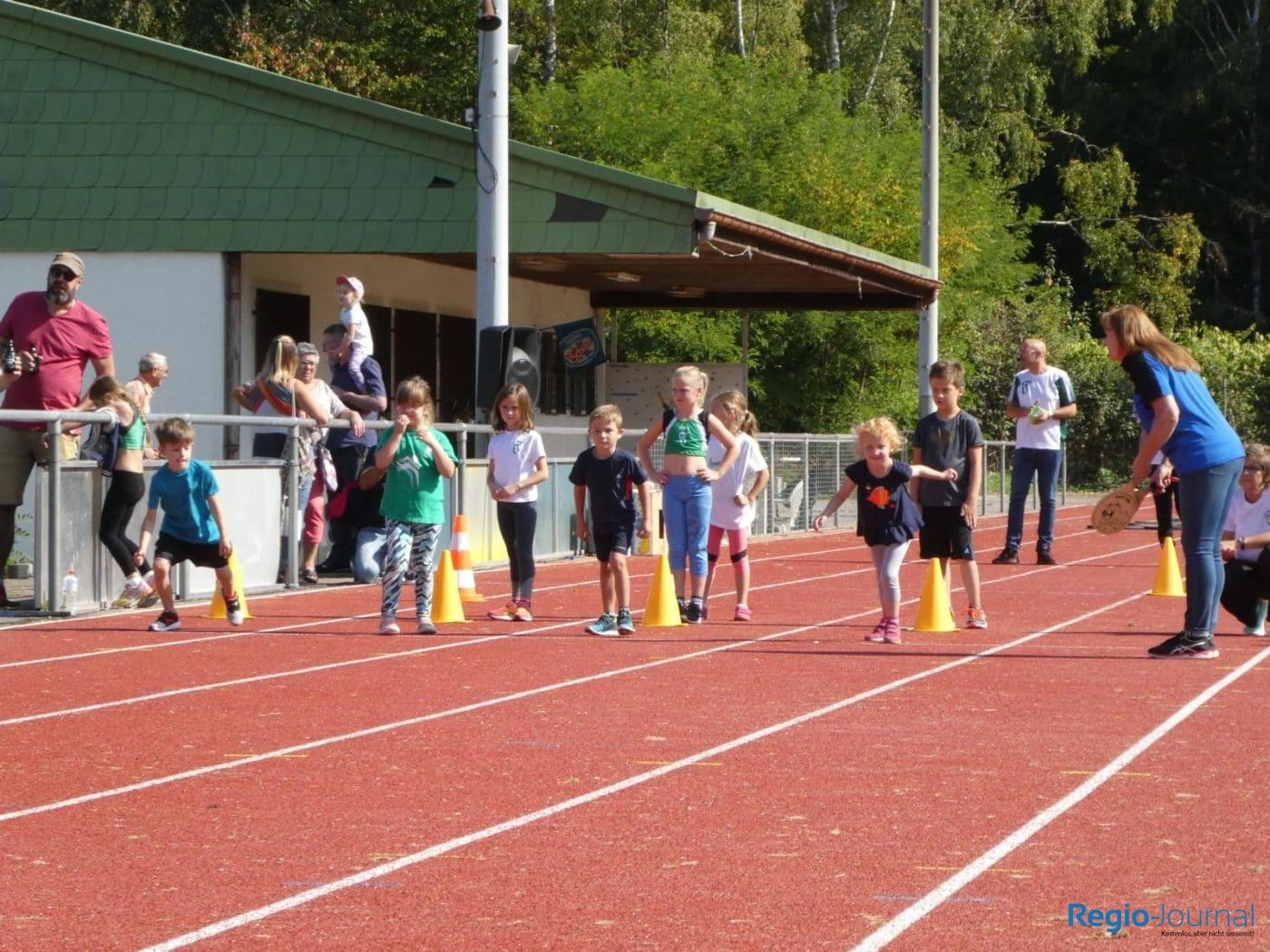Bahneröffnung SC Friedrichsthal Leichtathletik