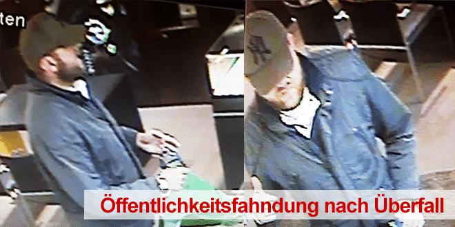 Diese Person wird gesucht | Bild: Polizei Saarland