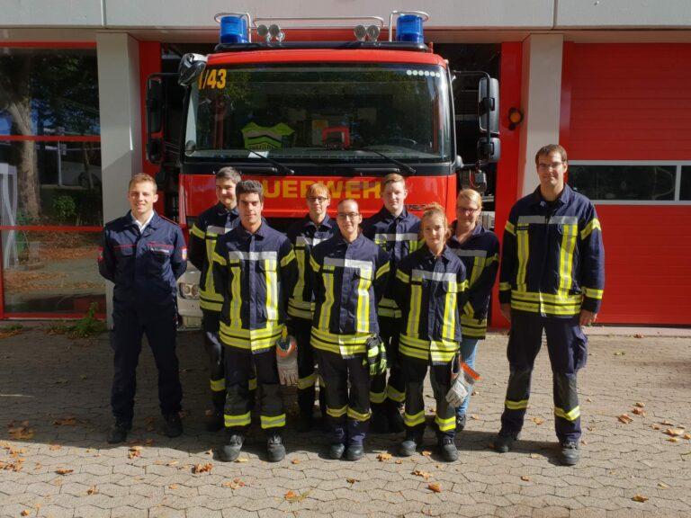 Grundlehrgang Feuerwehr IGB