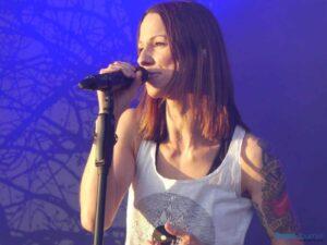 Christina Stürmer beim SR 1 Alm Open Air 2018