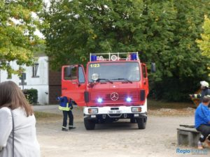 Jahreshauptübung der Feuerwehr Friedrichsthal 2018