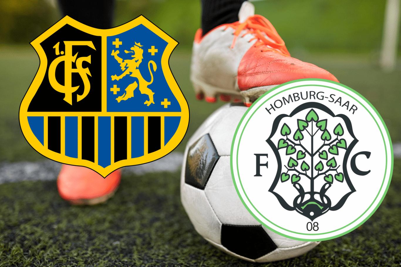 Im Saarlandpokal-Achtelfinale trifft der FCS auf Homburg