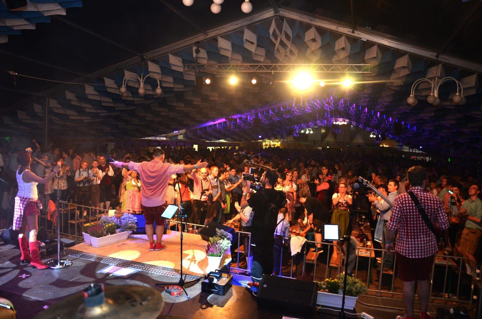 Oktoberfest Merchweiler lockt tausende Gäste