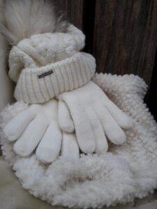 Handschuhe & Schal