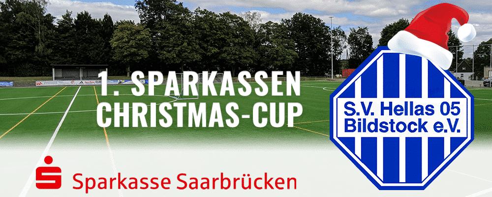 Die Hellas 05 lädt zum Sparkassen Christmas-Cup