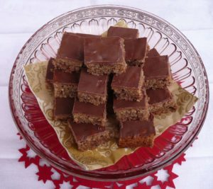 Chocolate bread - delicious!