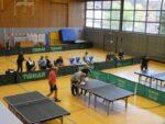 Unsere Stadt spielt Tischtennis