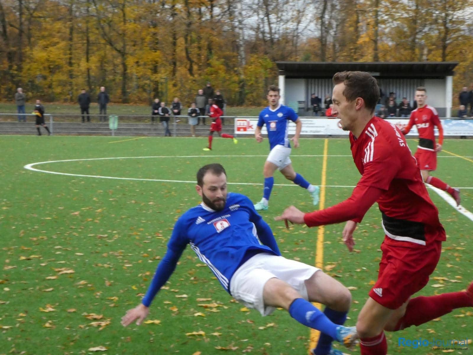 Hellas Bildstock verliert gegen den SV Hasborn