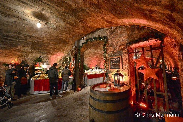 Mosel Wein-Nachts-Markt Traben Trarbach 2018