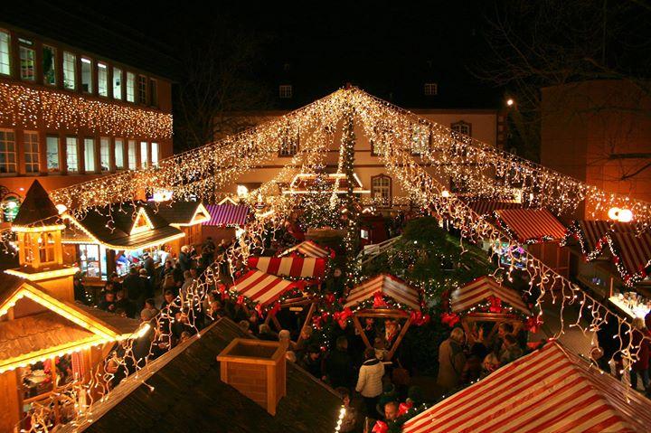 Merziger Weihnachtsmarkt
