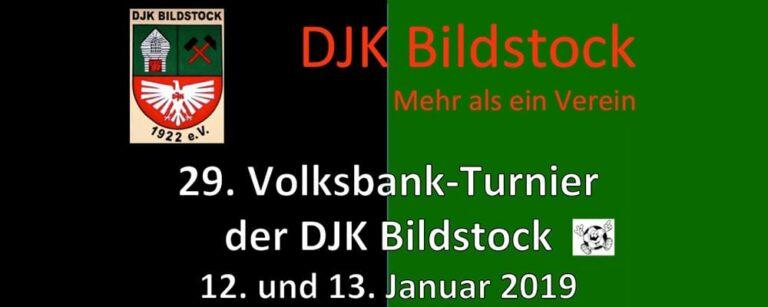 DJK Bildstock Hallenmasters 2019   Bild: Verein