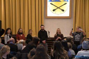 Weihnachtskonzert Musikschule Soundfabrik Friedrichsthal