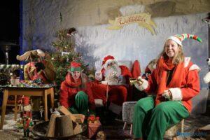 Weihnachtlicher Sternenzauber in Sulzbach