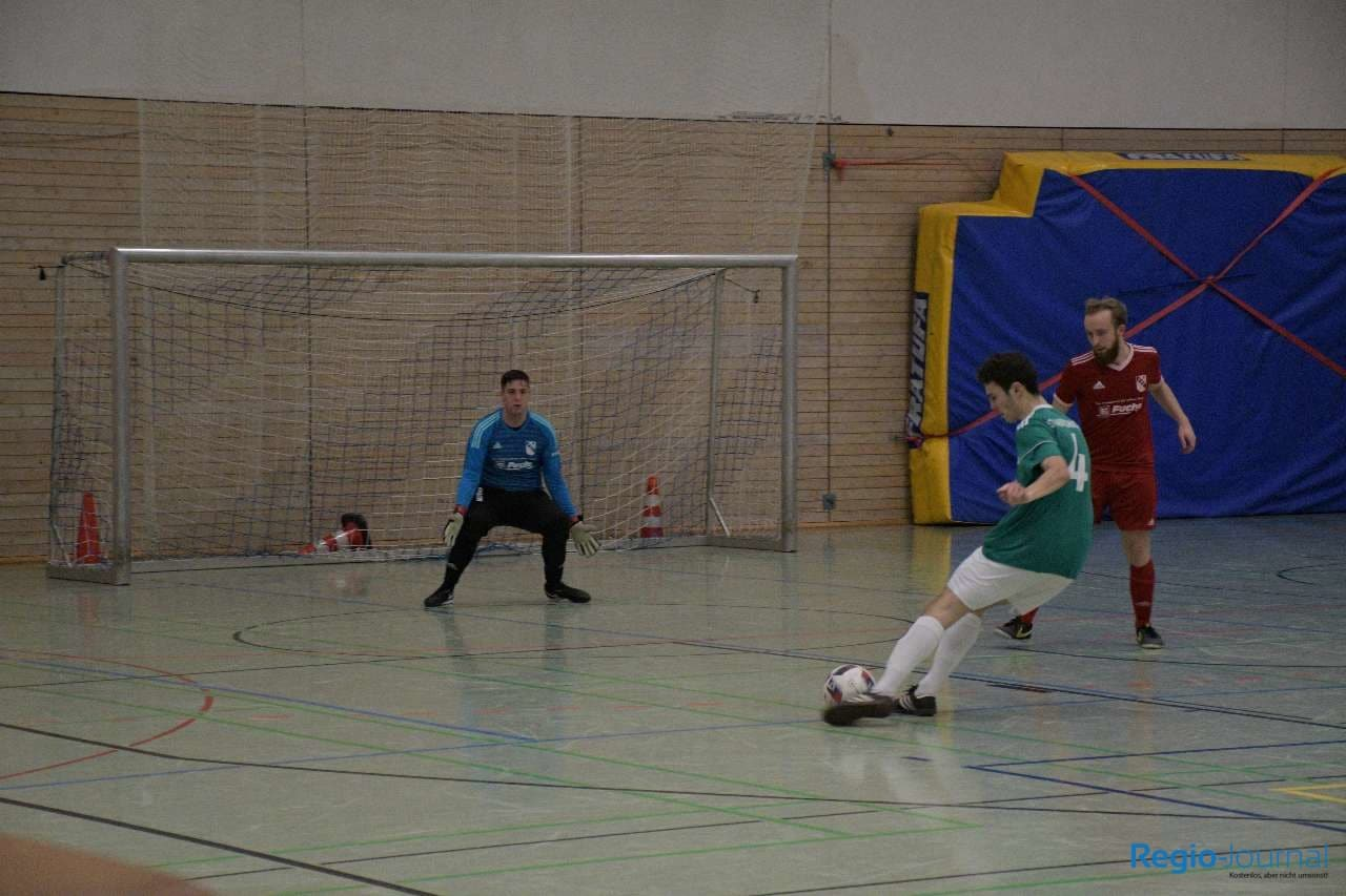1. Sparkassen Christmas-Cup des SV Hellas Bildstock
