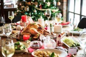Le dîner de Noël