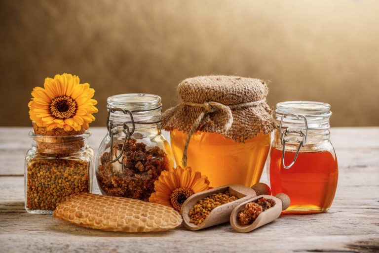 Every German is an average of 1kg honey a year
