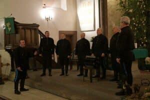 Ural Kosaken Chor in Sulzbach