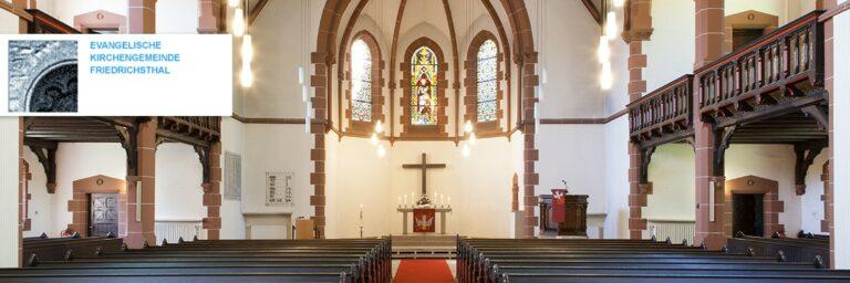 Evangelische Kirchengemeinde Friedrichsthal