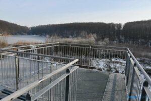 Mönchausbau Saufangweiher 04.02.2019