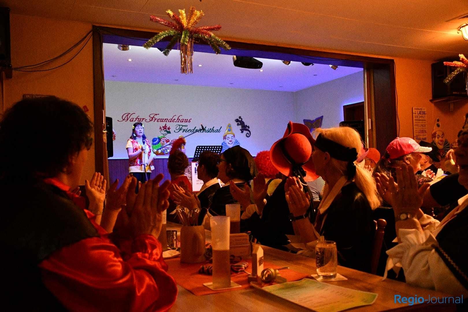 Karneval beim Kneipp Verein Friedrichsthal 2019