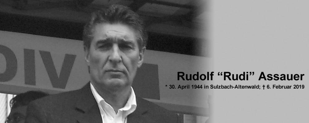 Managerlegende Rudi Assauer aus Sulzbach-Altenwald (2002)   Bild: Produnis / Wikipedia