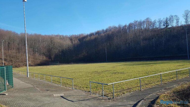 Der alte Naturrasenplatz vom SC Friedrichsthal