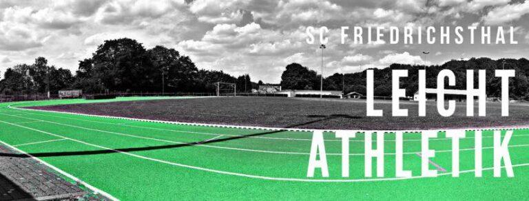 SC Friedrichsthal Leichtathletik | Bild: SC Friedrichsthal Leichtathletik.