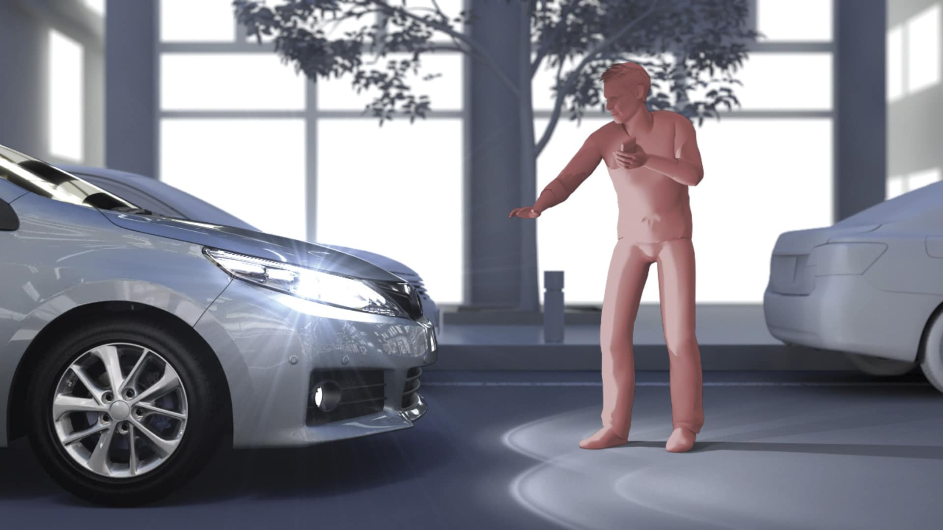 Toyota Corolla Notbremsassistent