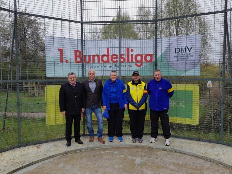 Minigolf Bundesliga 2019