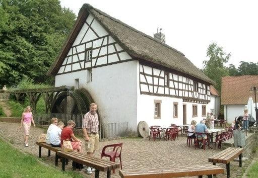 Mühle | Bild: Generationenbeirat Friedrichsthal