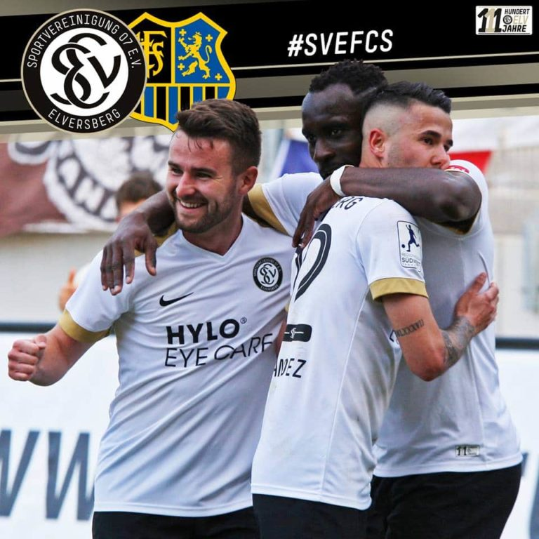 SV Elversberg - FC Saarbrücken | Bild: SV 07 Elversberg