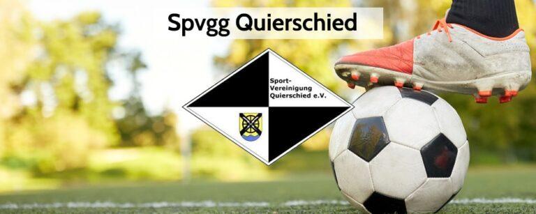 News from Spvgg Quierschied