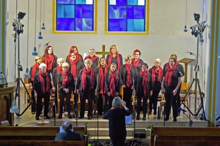 Amore Laudis in der Kirche Altenwald   Bild: Jürgen Knieling