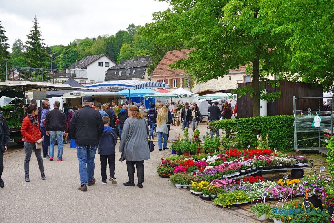 6. Salz- und Kräutermarkt Sulzbach