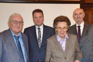 Einweihung Ludwig-Harig-Forum in Sulzbach