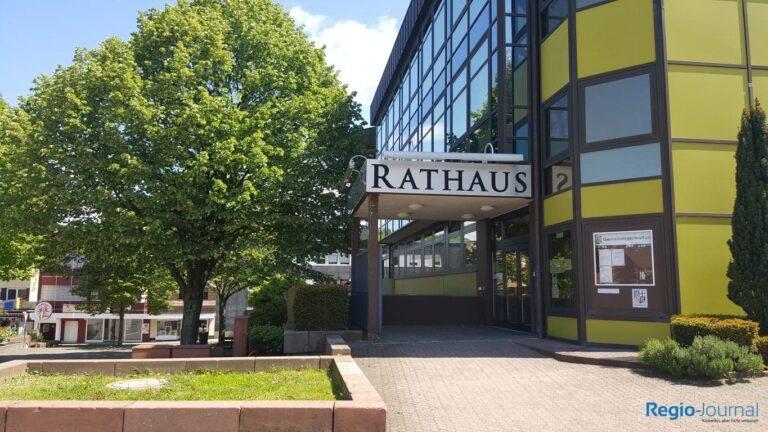 Das Rathaus in Quierschied