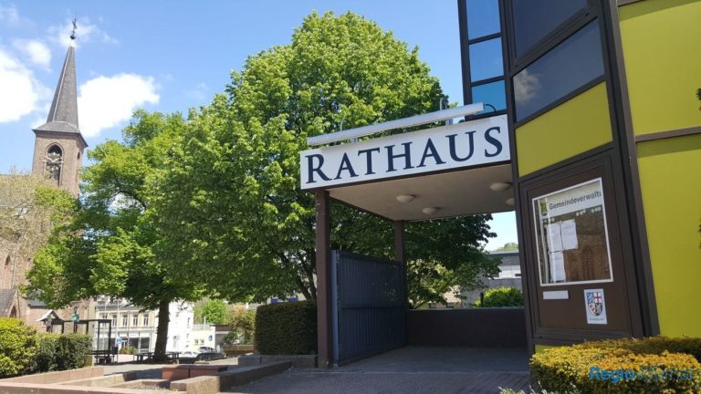 Das Rathaus in Quierschied | Bild: Sebastian Zenner