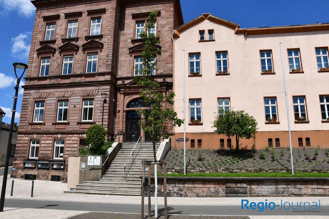 Rathaus in Sulzbach